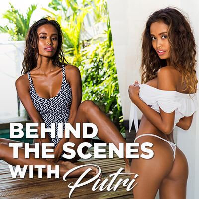 Wicked Weasel In Bali: Behind The Scenes With Putri