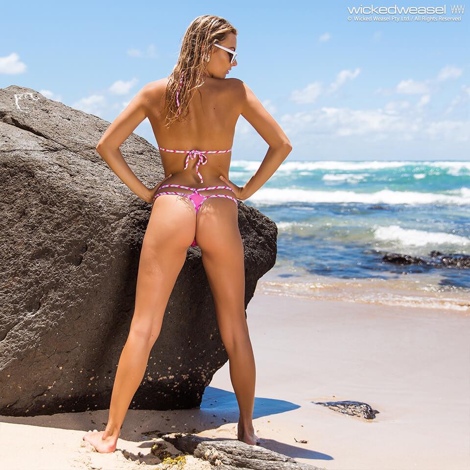Chocolate kiss bikini-6658